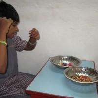 Behindertenförderung in Chennai