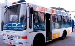 Mobile Arztpraxis für die Slums